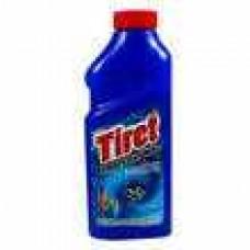 Гель ТИРЕТ 500 мл PROFESSINAL для чистки труб (синяя бутылка)