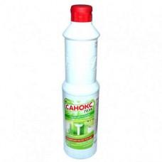 Чистящее средство САНОКС - ГЕЛЬ 750 гр