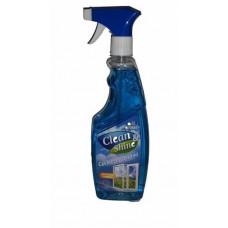 Моющее средство CLEAN SHINE 500 мл для стекл свежесть озона