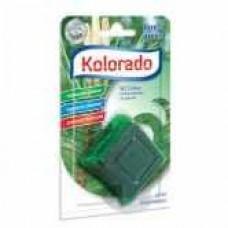 Таблетка для бочка KOLORADO 1шт зеленая