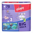 Подгузник BABY HAPPY MIDI ( 5-9 кг ) 72 шт №3