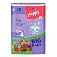 Подгузник BABY HAPPY MAXI ( 8-18 кг ) 66 шт №4