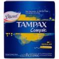 Тампоны TAMPAX COMPAK 8 шт регуляр с апликатором