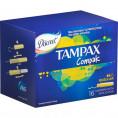 Тампон TAMPAX COMPAK Reguiar Duo 16 шт с апликатором
