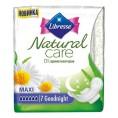 Гигиенические прокладки LIBRESSE NATURAL CARE GOODNIGHT 7 шт