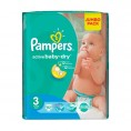 Подгузник PAMPERS ACTIVE BABY DRY midi 5-9 кг (82шт) №3