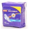 Гигиенические прокладки МИЛШКА ультра софт макси 10 шт