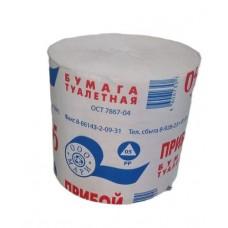 Туалетная бумага ПРИБОЙ 65 м (Краснодар)