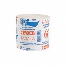 Туалетная бумага ОБУХОВ КИЕВ 65 м 1-48