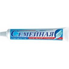 Зубная паста (САМАРА) СЕМЕЙНАЯ 100 гр без футляра