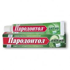 Зубная паста (СВОБОДА) ПАРОДОНТОЛ 63 гр актив