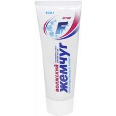 Зубная паста (САМАРА) ВОЛЖСКИЙ ЖЕМЧУГ 100 гр фтор