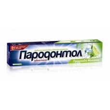 Зубная паста (СВОБОДА) ПАРОДОНТОЛ 63 гр мохито