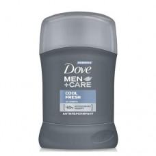 Дезодорант DOVE СТИК 50 мл прохладная свежесть мужской