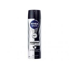 Дезодорант NIVEA СПРЕЙ 150 мл MEN невидимый для черного и белого