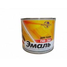 Краска ЭМАЛЬ ПФ266 -ЭКО- ПОЛОВАЯ 1.9 желто-коричневая