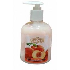 Мыло ЖИДКОЕ ВЕСТА 450 мл СОЛНЕЧНАЯ персик ваниль