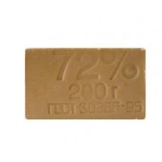 Мыло ХОЗЯЙСТВЕННОЕ (МЕРИДИАН) 72% 200 гр без упаковки