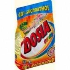 Стиральный порошок DOSIA 3700 гр АВТОМАТ колор