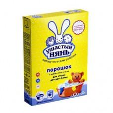 Стиральный порошок УШАСТЫЙ НЯНЬ 400 гр детский