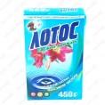 Стиральный порошок ЛОТОС 450 гр свежий аромат