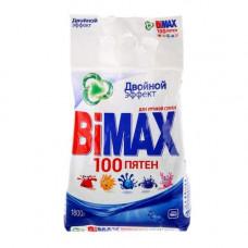 Стиральный порошок БИМАКС 1800 гр 100 пятен ручная стирка