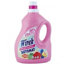 Средство для стирки WIREK 2 л ГЕЛЬ профессионал  для цветного