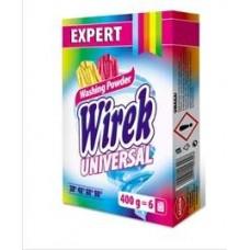 Стиральный порошок WIREK 400 гр универсал