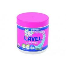 Пятновыводитель LAVEL 650 гр кислородный для белого и цветного белья