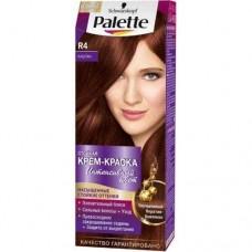 Краска для волос ПАЛЕТТЕ R4 каштан