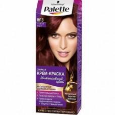 Краска для волос ПАЛЕТТЕ RF3 красный гранат