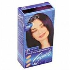 Краска для волос ЭСТЕЛЬ ГЕЛЬ 153 баклажан