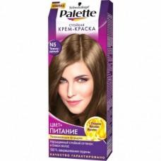 Краска для волос ПАЛЕТТЕ N5 темно русый