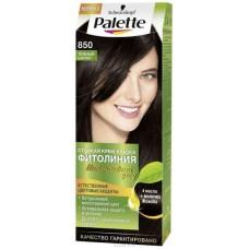 Краска для волос ПАЛЕТТЕ ФИТО 850 темный шатен