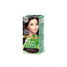 Краска для волос FITOCOLOR 3.3 горький шоколад 115 мл