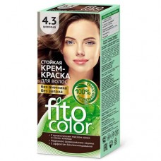 Краска для волос FITOCOLOR 4.3 шоколад 115 мл