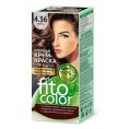 Краска для волос FITOCOLOR 4.36 мокко 115 мл