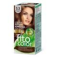 Краска для волос FITOCOLOR 5.3 золотистый каштан 115 мл