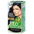 Краска для волос FITOCOLOR 1.0 черный 115 мл