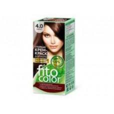 Краска для волос FITOCOLOR 4.0 каштан 115 мл