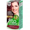 Краска для волос FITOCOLOR 5.6 красное дерево 115 мл