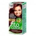 Краска для волос FITOCOLOR 5.62 бургунд 115 мл