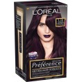 Краска для волос LOREAL ПРЕФЕРАНС 3.26 терпкий глинтвейн