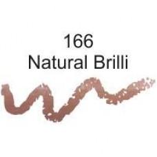Карандаш косметический CHRISTIAN U-11 для глаз и губ №166 natural brilli