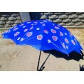 Зонт ЖЕНСКИЙ 60276 трость ручка 69 см