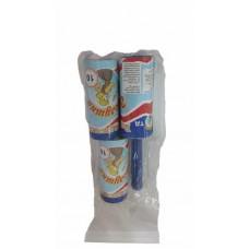Роллер HOUSEMAID чистящий с ручкой +2 запасных блока