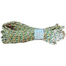 Шнур плетенный 5мм с наполнением 20 м