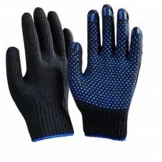 Перчатки Х-Б ТОЧКА черные 67787
