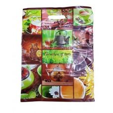 Пакет ПЕТЛЯ чайный 38*47 см