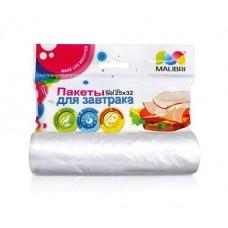 Пакет MALIBRI для завтрака 25*32 см